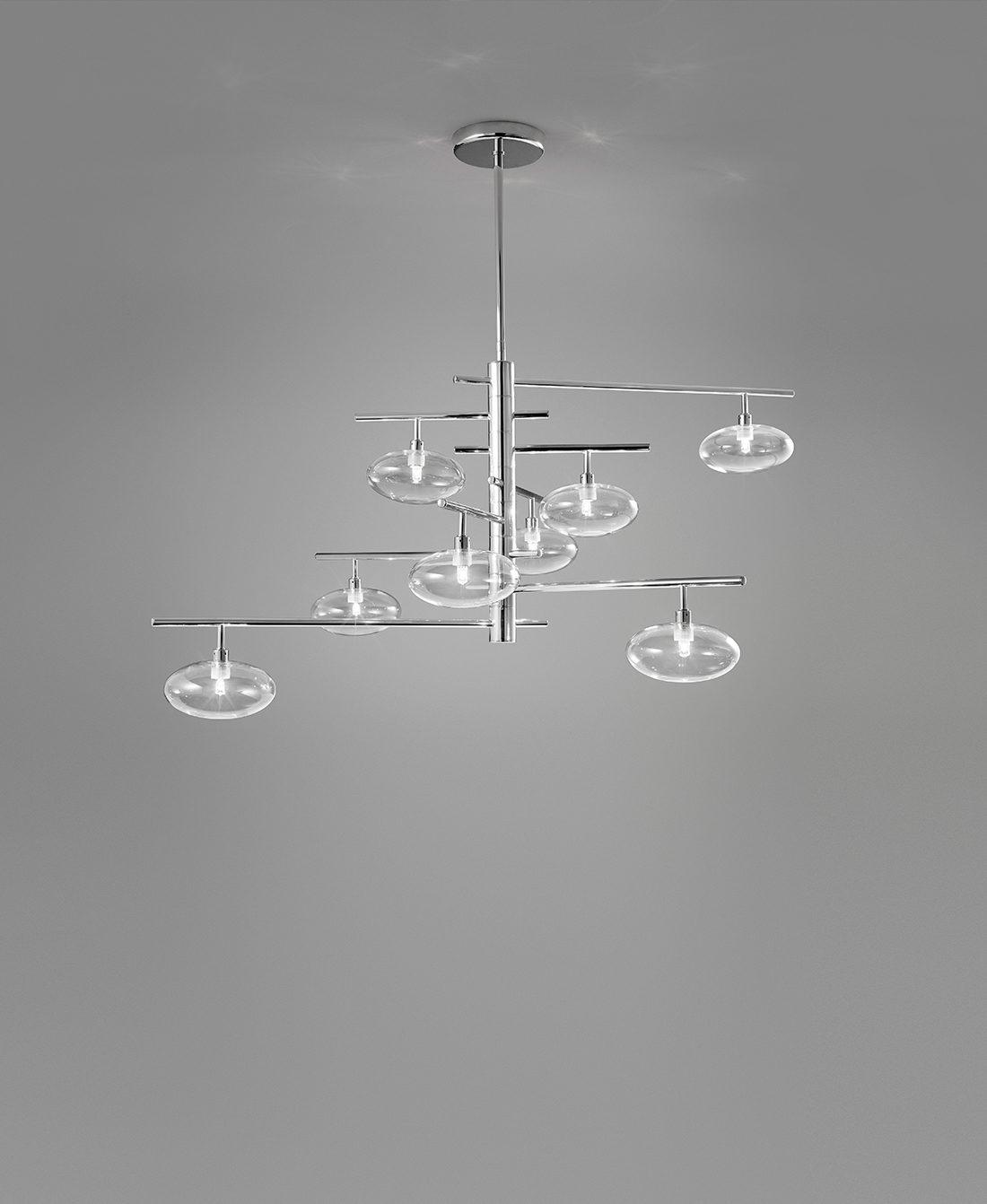 metal lux dolce l105 h ngelampe lampenkaufhaus. Black Bedroom Furniture Sets. Home Design Ideas