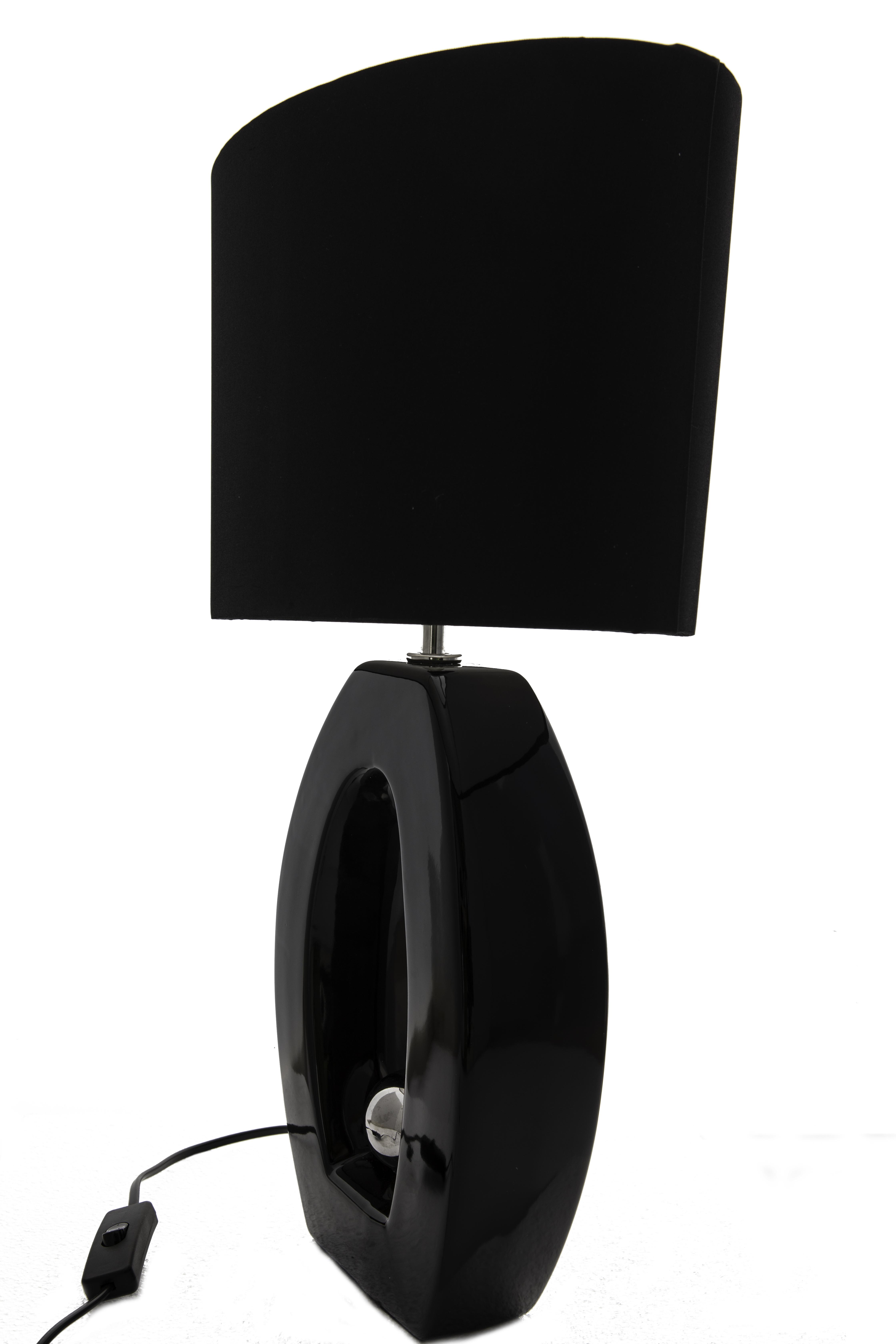 flavius dekorative lampenschirm tischlampe. Black Bedroom Furniture Sets. Home Design Ideas