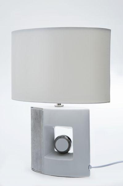 Ballau.eu - Artacus Tischlampe mit Lampenschirm
