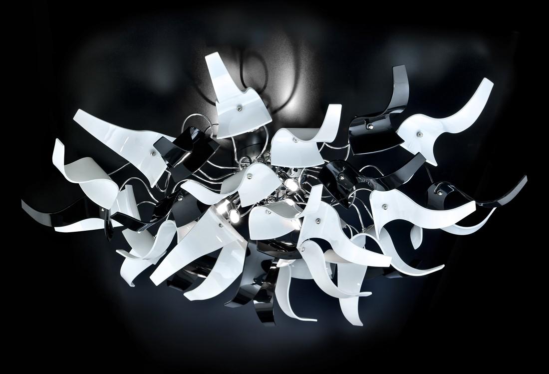 metal lux diva 95 deckenlampe. Black Bedroom Furniture Sets. Home Design Ideas