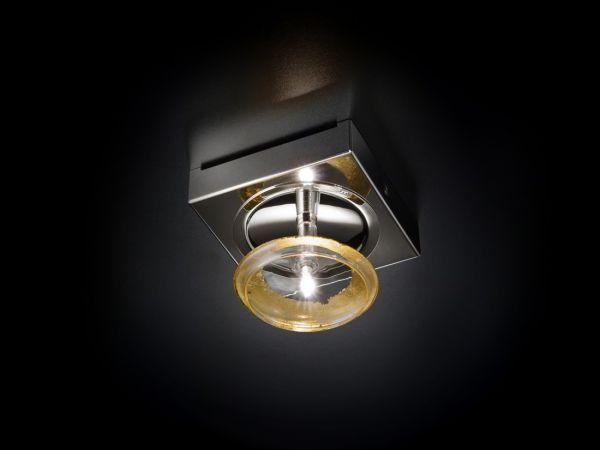 Metal Lux - CAPRICCIO L12×12 DECKENLAMPE WANDLEUCHTE