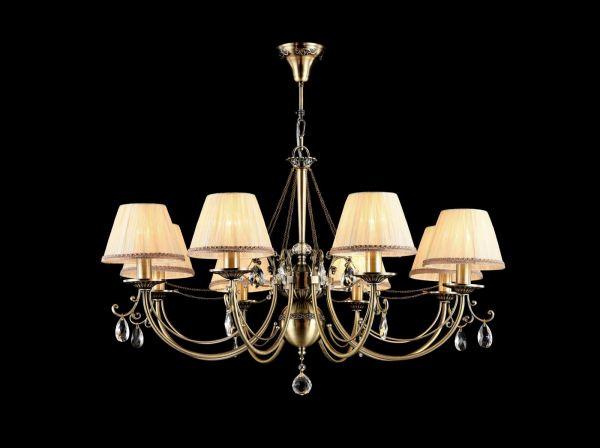 Lampenschirme Klein Kronleuchter ~ Lampenschirme klein kronleuchter: kronleuchter aus antik weiss