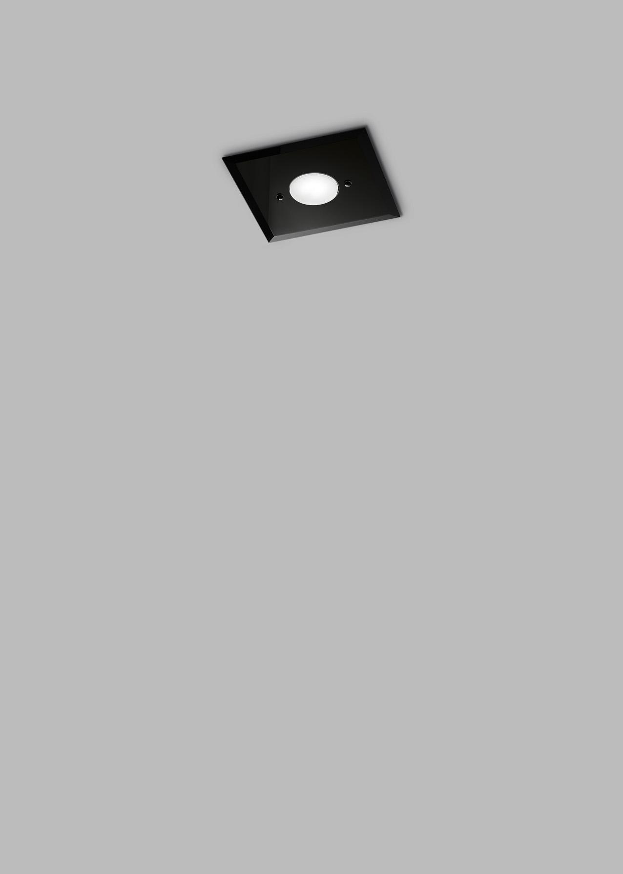 metal lux dado 20 20 gx53 led glas deckenpanele. Black Bedroom Furniture Sets. Home Design Ideas