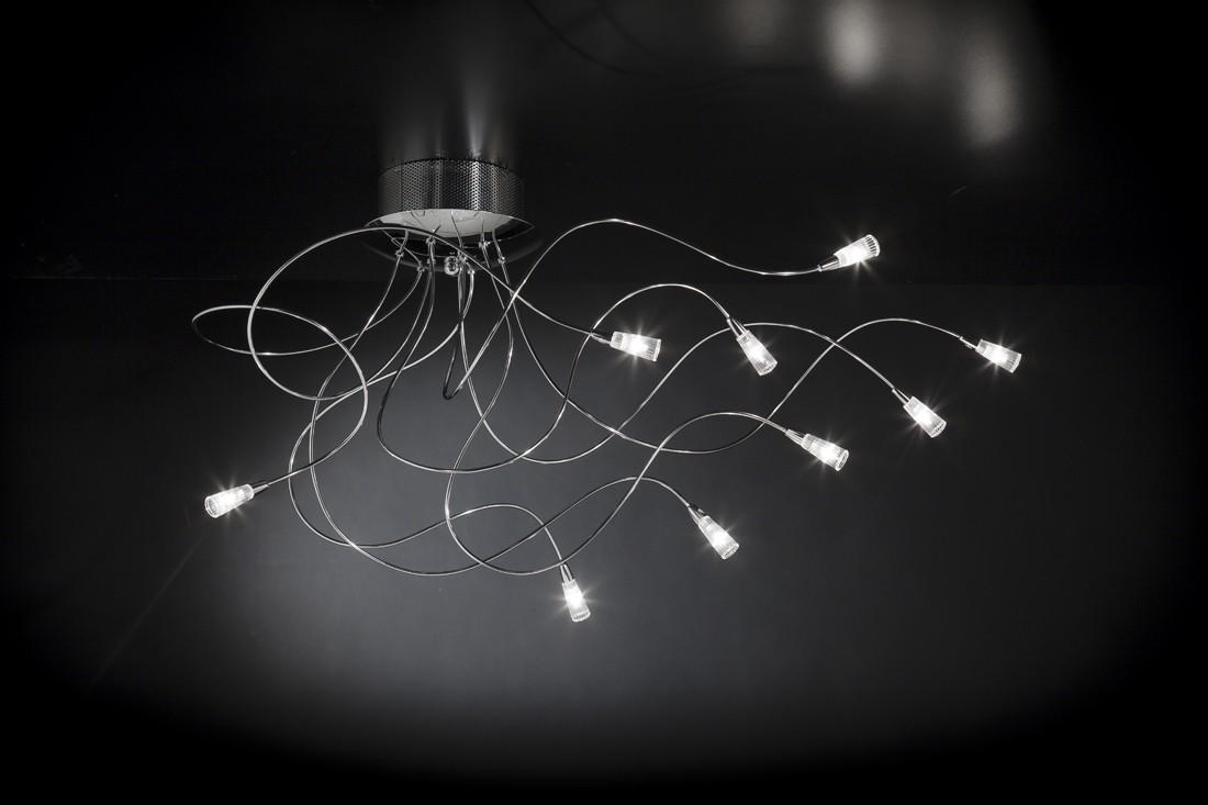 metal lux flex deckenlampe lampenkaufhaus. Black Bedroom Furniture Sets. Home Design Ideas