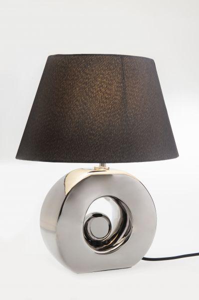 Ballau.eu - Octavus Tischlampe mit Lampenschirm